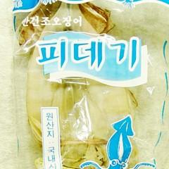 반건조 오징어(피데기)-10마리